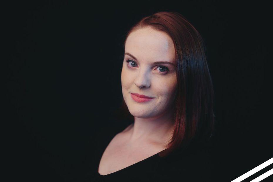 Katie Cooper, artistic director of Avant Chamber Ballet. (Credit: Ace Anderson)