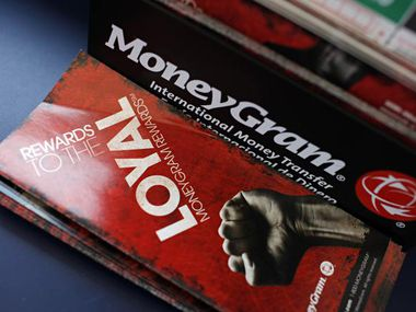 MoneyGram is a money transfer service that operates in 200 countries and territories.