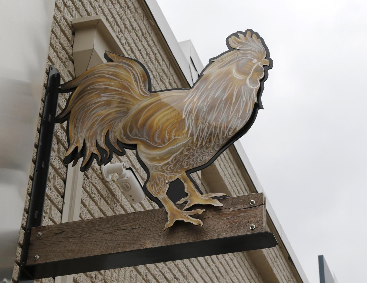 Gene Street wanted to do a chicken restaurant when he cofounded the Black-Eyed Pea, but his mother had other ideas.
