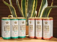 Lone Star Brewing launches line of hard seltzers.