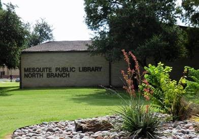 The Mesquite North Branch Library will reopen Monday after being closed for several months because of the coronavirus pandemic.