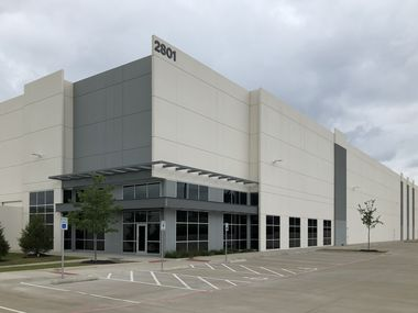 The leases were in a new industrial park on Houston School Road just south of I-20.