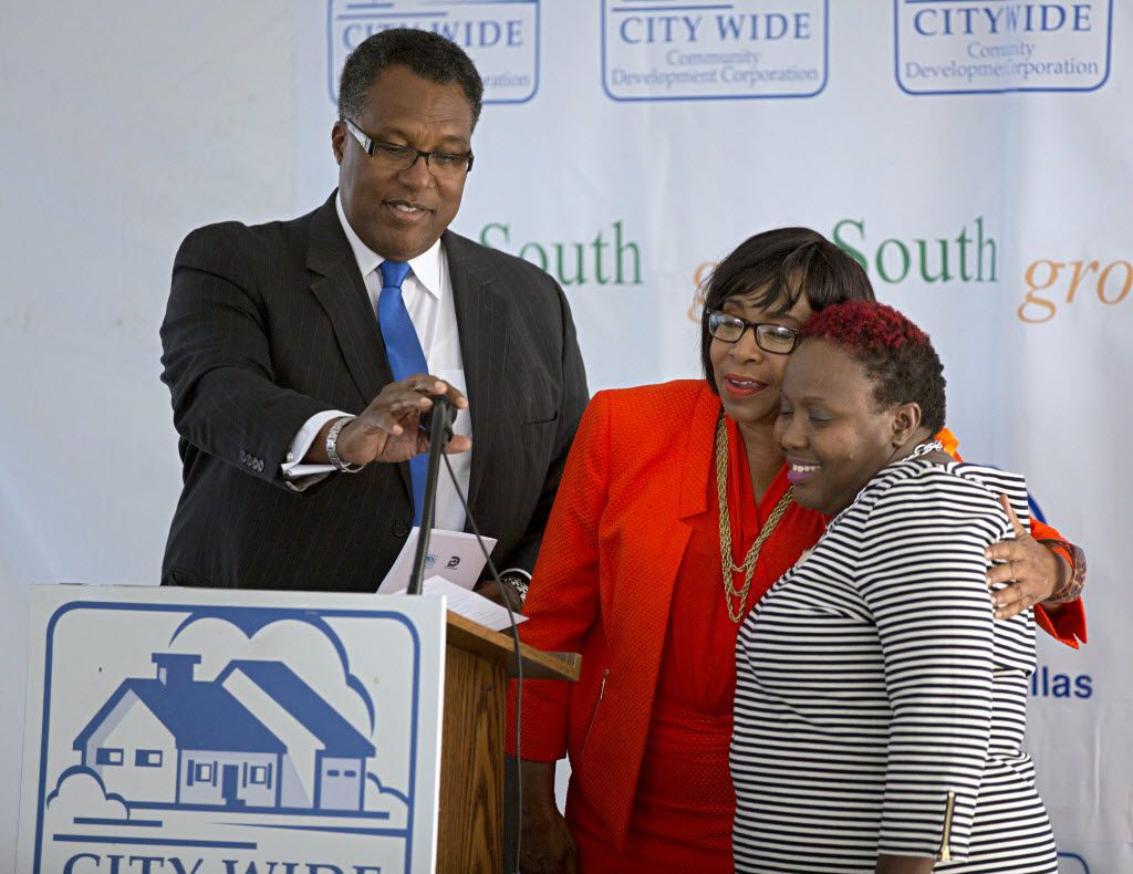 On Oct. 15, 2015, then-and-current council member Carolyn Arnold stood with former council members Dwaine Caraway and Carolyn Davis at the grand opening of Serenity Place, one of the projects mentioned in the OIG report as having no paperwork documenting how $2 million in federal dollars were spent.