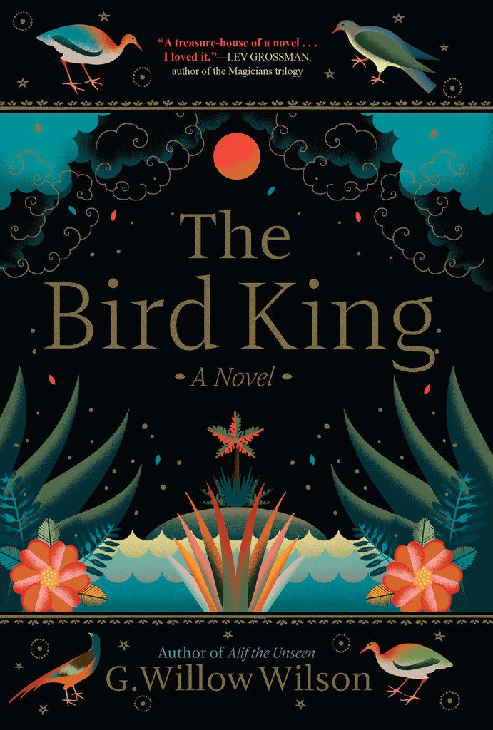 The Bird King follows a young woman in a sultan's harem and a palace mapmaker with magical talents as they flee the Spanish Inquisition.