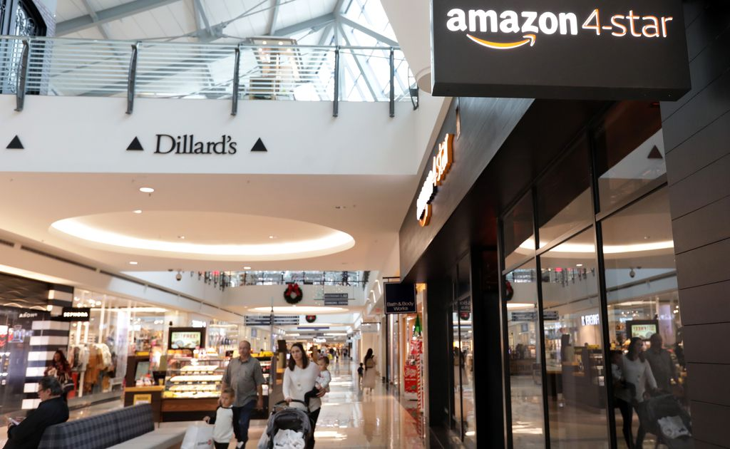 Amazon is considering home goods and electronics discount stores