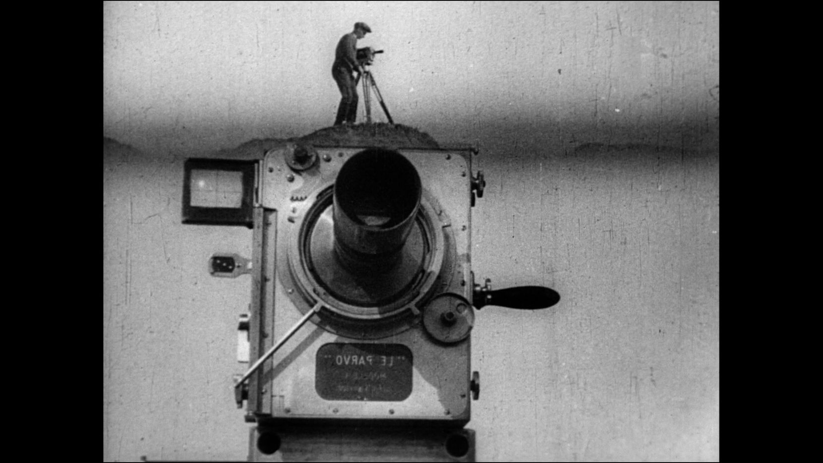 """DocuFest, the Dallas Video Festival's annual screening of documentaries, opens Wednesday at the Texas Theatre with an appropriate title, the 1929 silent movie """"Man with a Movie Camera,"""" whose stated mission was to establish film as its own medium separate from the other arts."""