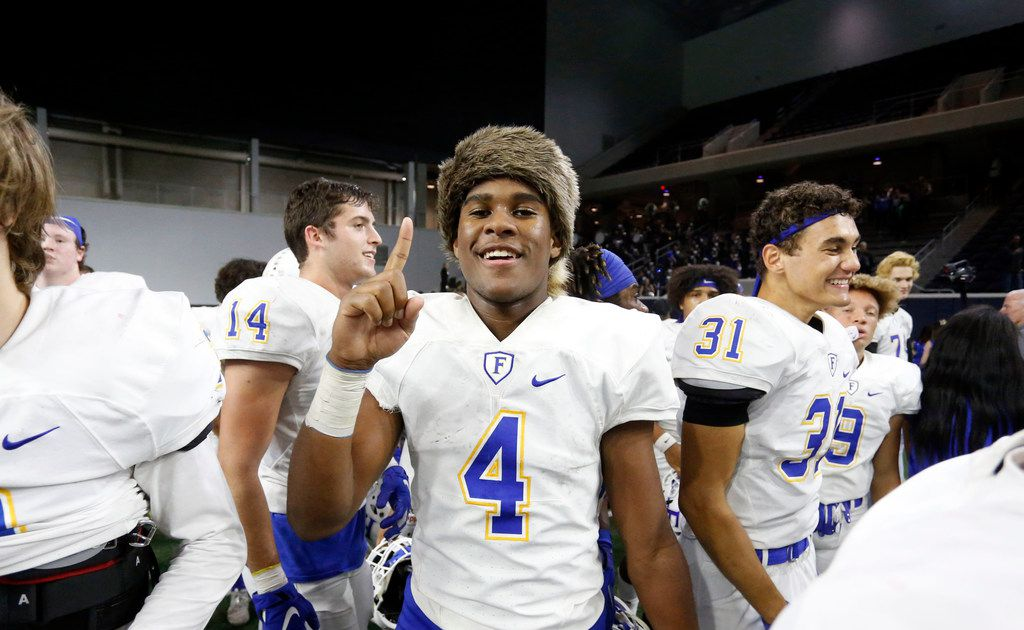 Versatile Frisco football standout Chase Lowery commits to Arkansas