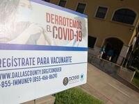 Hay varias opciones para obtener la vacuna contra covid-19. Poco más del 50% de los residentes de Dallas está inmunizado lo que ha provocado un aumento de casos debido a la agresiva variante delta.