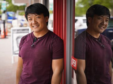 Mike Chen is a YouTube food vlogger who recently moved to Allen. He serves his millions of YouTube subscribers fun, educational, videos about small restaurants around the world.