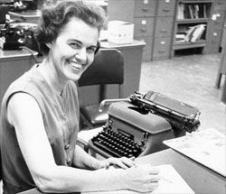 Vivian Castleberry was an editor and columnist at the Dallas Times Herald for 28 years.