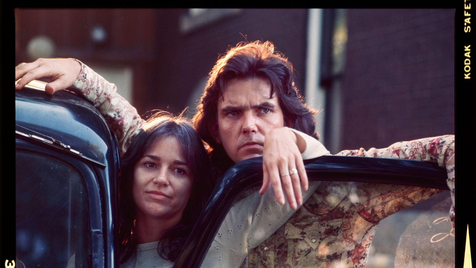 """Susanna Clark and Guy Clark are the focus of the new movie, """"Without Getting Killed or Caught."""""""