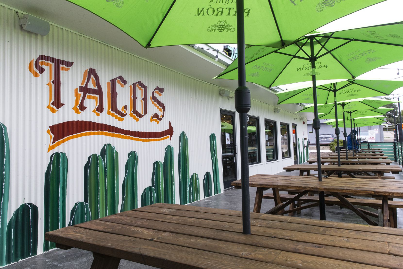 Maestro Tacos — a new tacos and tequila bar — located in Fort Worth