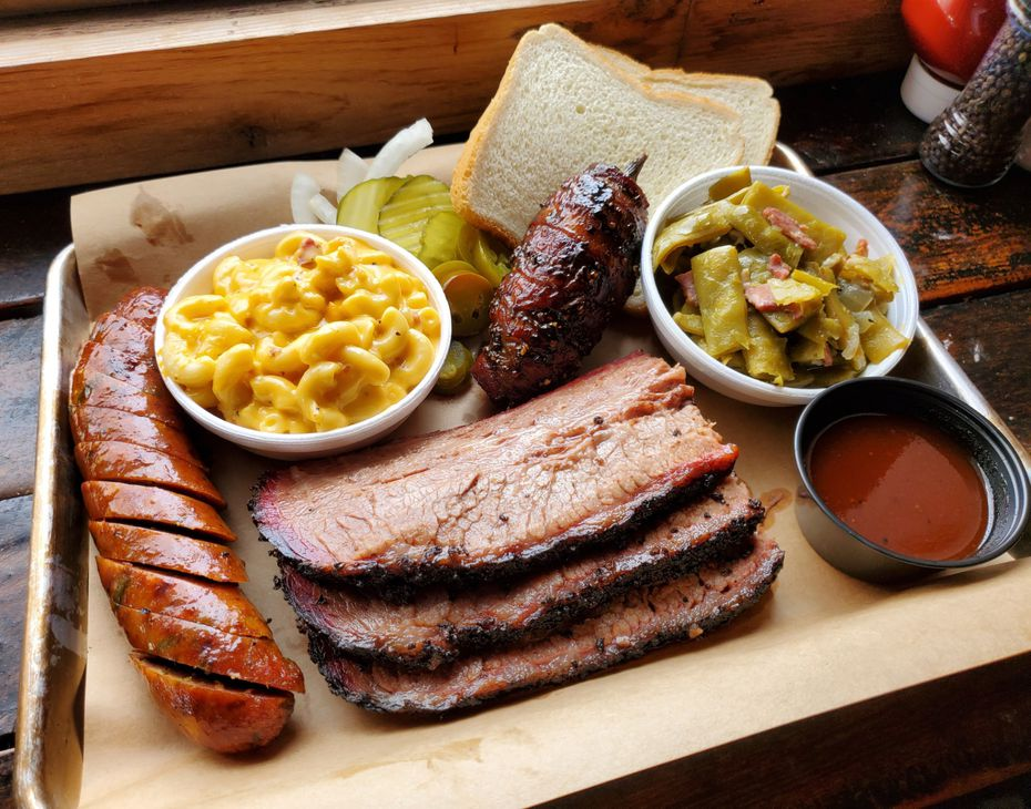 Hutchins Barbecue is back open after a fire caused more than $1 million in damages.