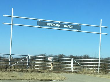 Landon Homes wants to build a new residential project on part of Frisco's Brinkmann Ranch.