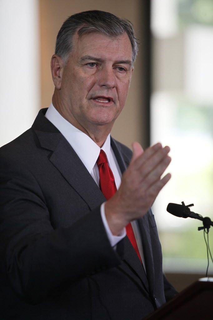 Mayor Mike Rawlings