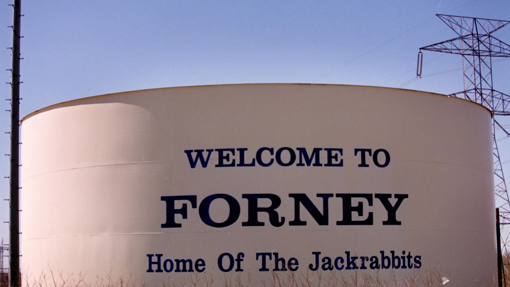 Forney is one of the Dallas-area's fastest growing new home markets.
