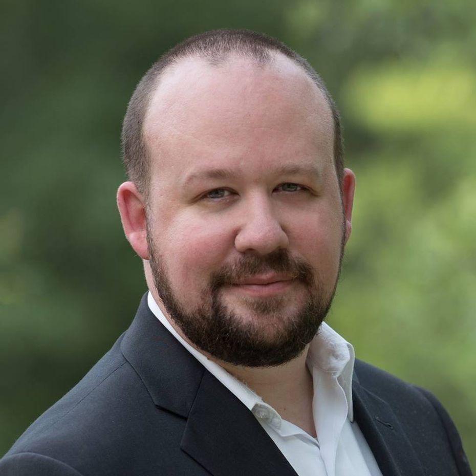 Democratic candidate Sam Johnson is running for the seat of retiring Rep. Sam Johnson.