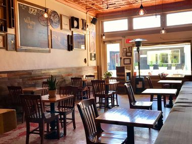 Rye in McKinney elected not to open its dining room at 25% capacity during the coronavirus pandemic but now is open at 50% capacity.