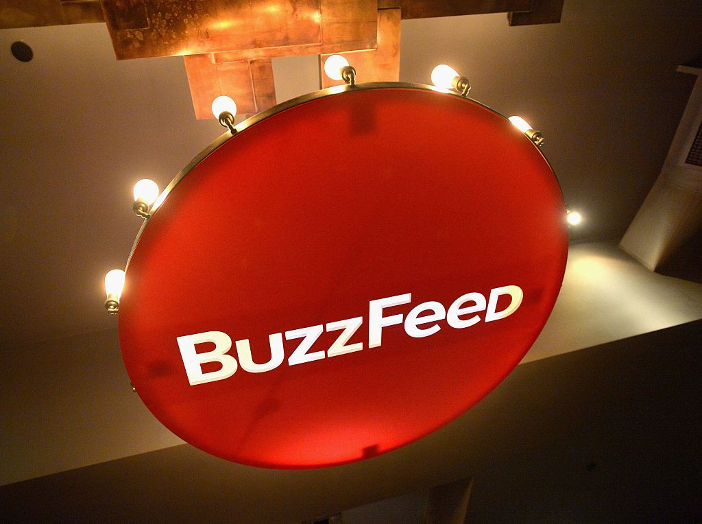 Buzzfeed./GETTY IMAGES