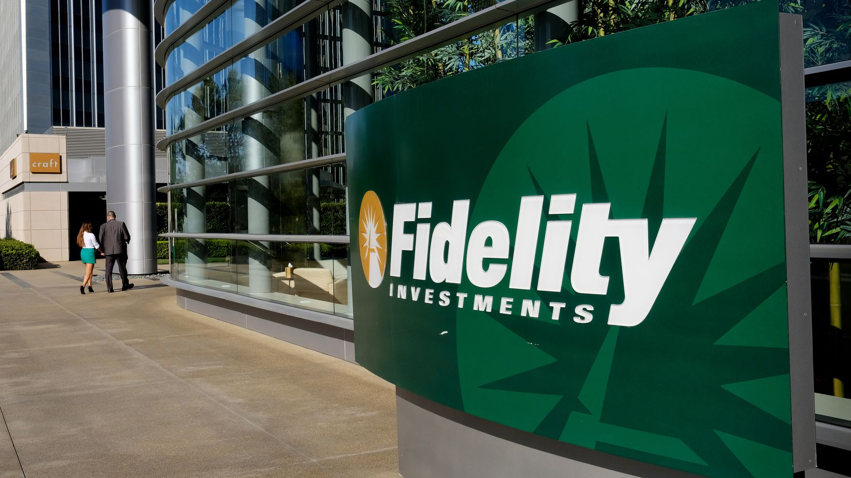 In 2009, Fidelity Investments repaid $4.5 million in Texas incentives after it failed to hit hiring targets at its campus in Westlake. Years later, it blew past those jobs goals. (AP Photo/Richard Vogel)