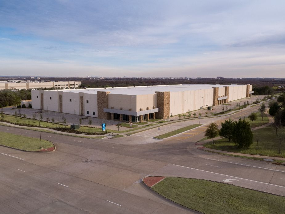 Teltech Group is leasing the Flower Mound warehouse from Black Creek Group.