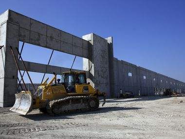 North Texas warehouse construction is barely keeping up with demand.