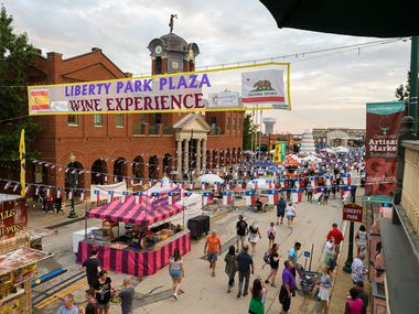 GrapeFest is back this year, scheduled for Sept. 16-19 in Grapevine.