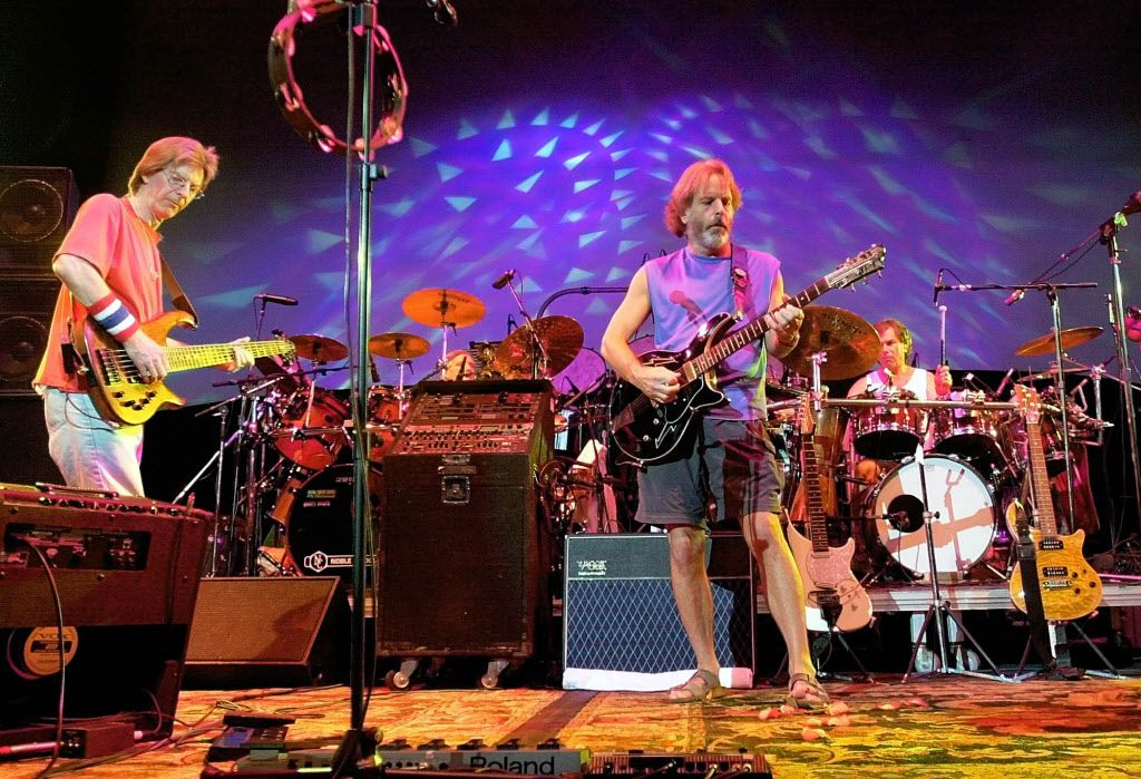 Grateful Dead Fare Thee Well: The Chicago Shows in