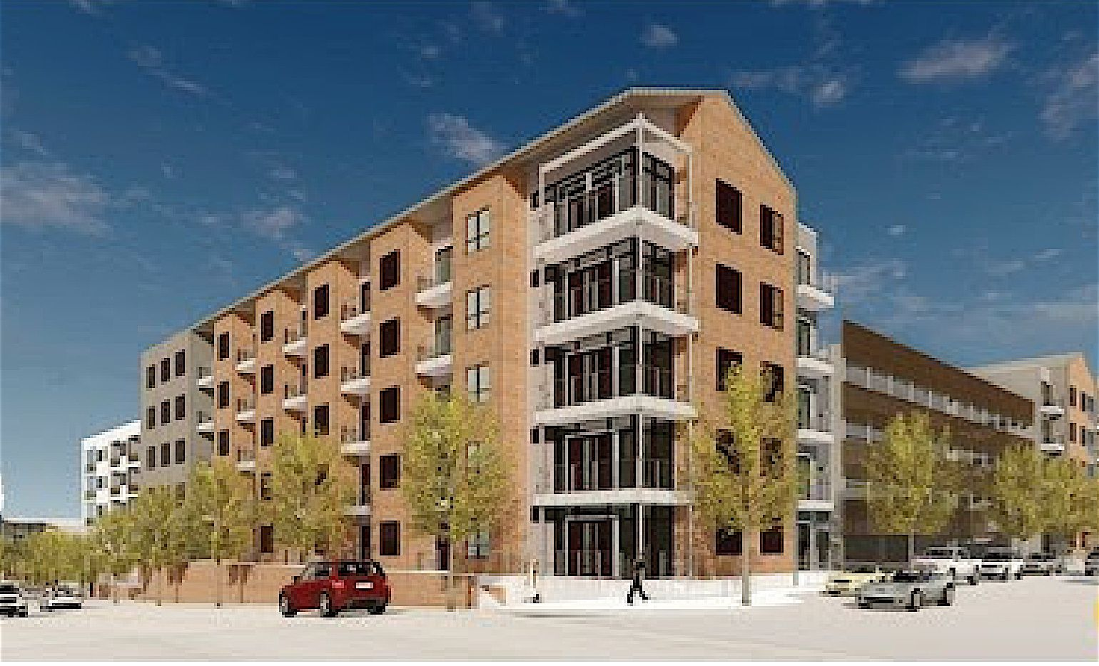 Stillwater Capital's new apartments take their name from the historic Crystal Springs Dance Pavilion.