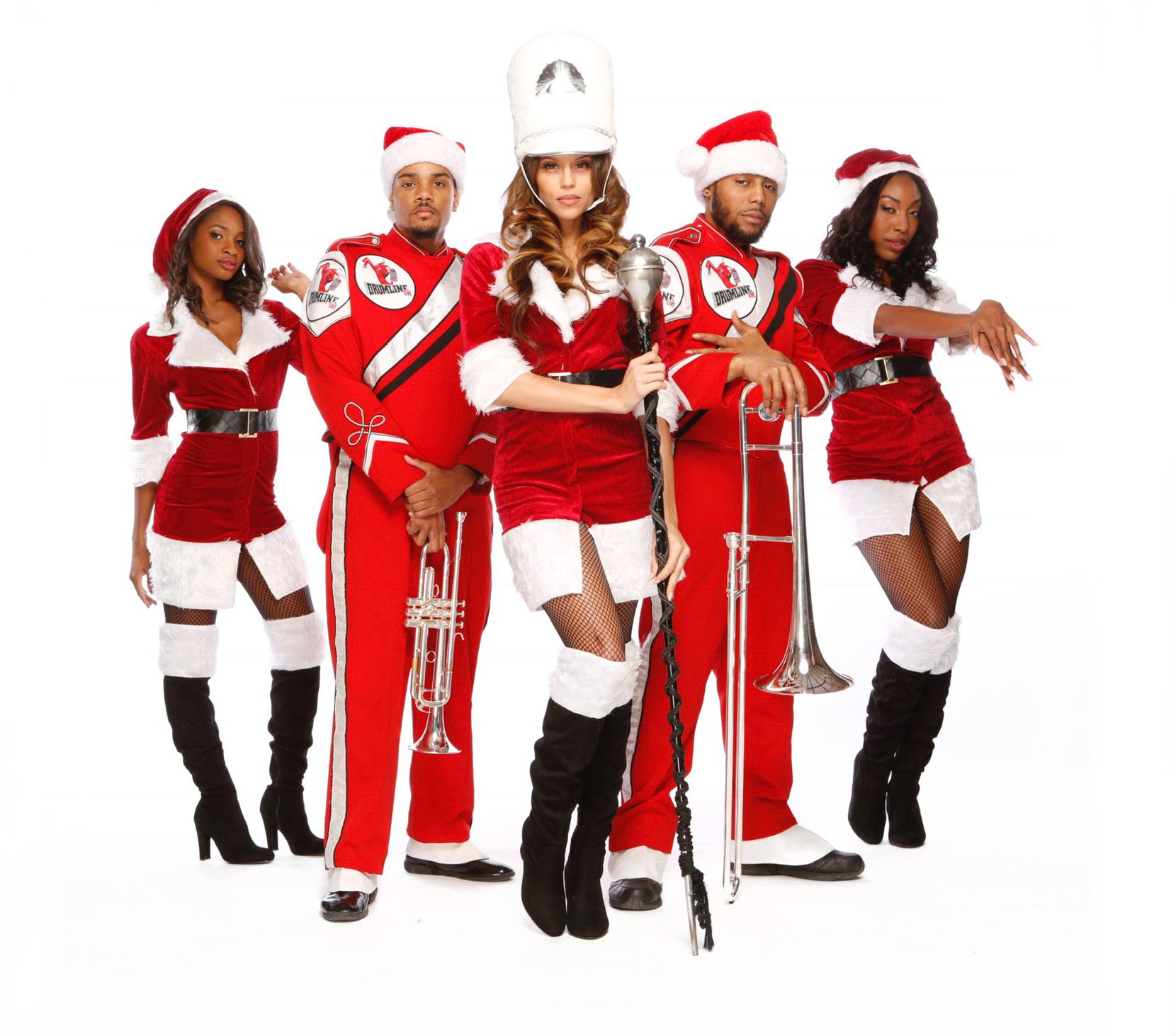 """The """"Drumline Live Holiday Spectacular"""" will feature classic carols mixed with hip-hop beats and gospel, jazz, soul and Motown rhythms."""