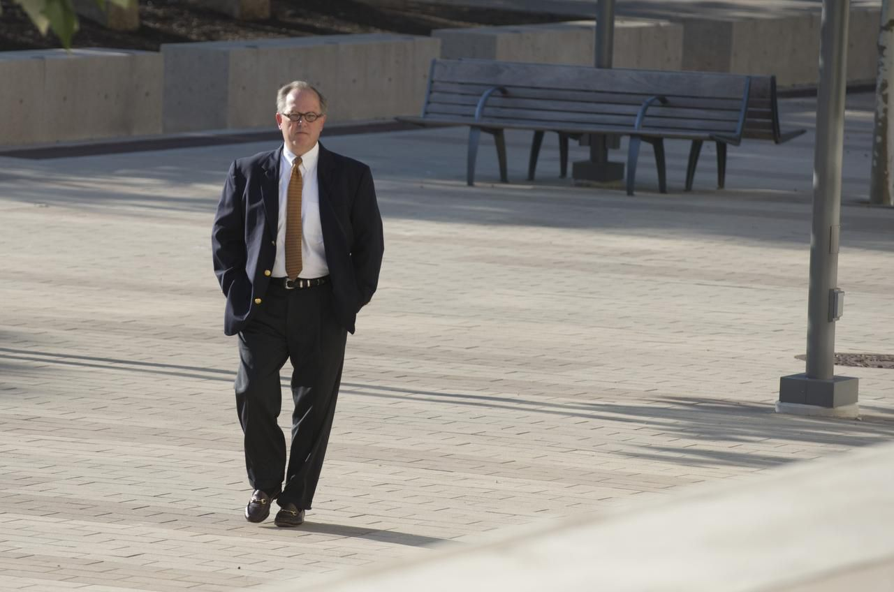 Buddy Barfield pleaded guilty in October to wire fraud, falsifying tax returns and theft of campaign funds.