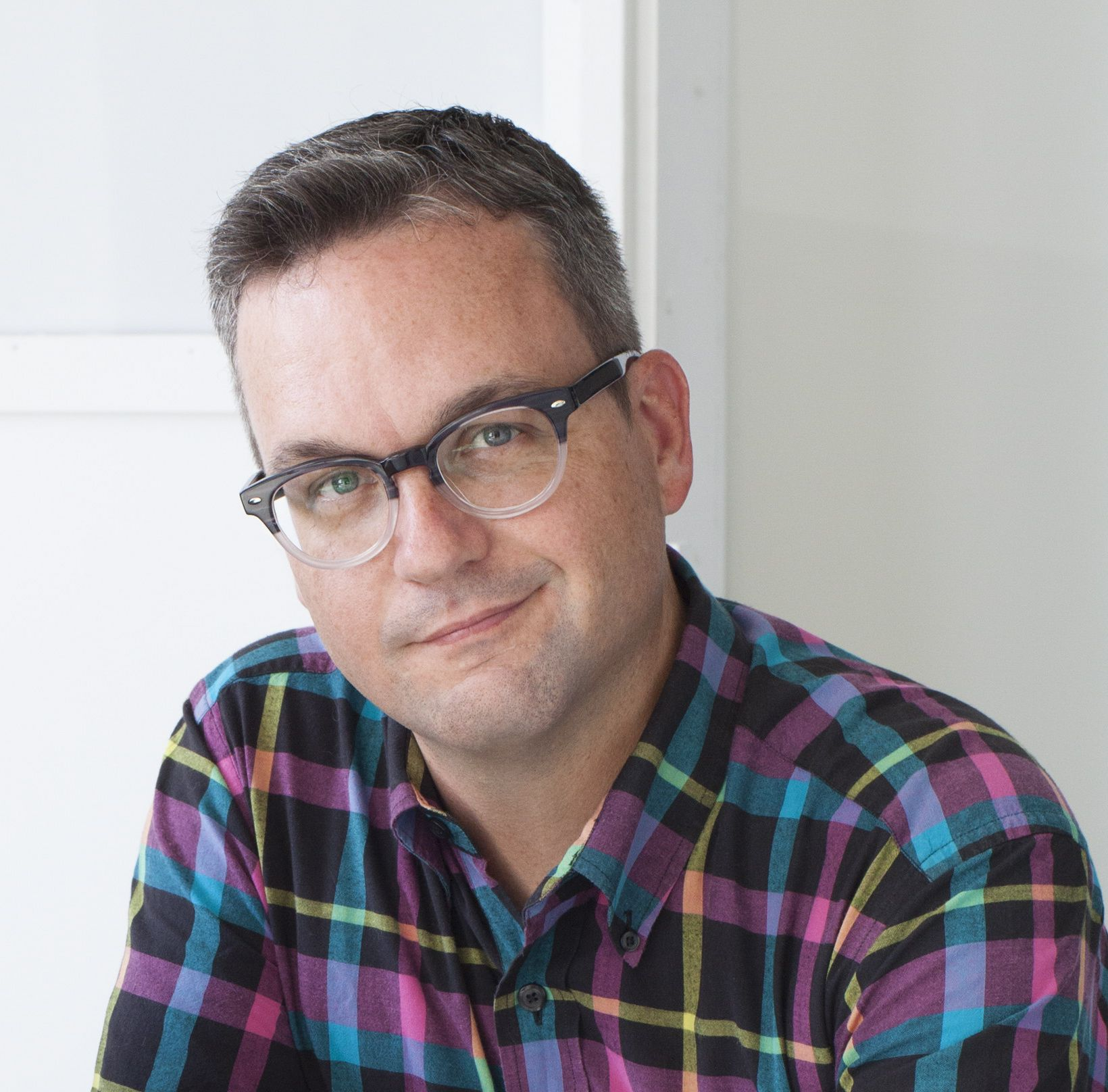 Texas native Jeffrey Cranor is the co-creator of the hit podcast 'Welcome to Night Vale' and co-author of the bestselling novel of the same name. He tells the story of a strange sighting outside his house in upstate New York.  Photograph: The Dallas Morning News Archives