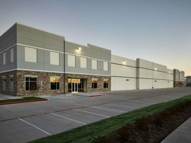 Flaherty's projects include the Jupiter Miller Business Center in Garland.