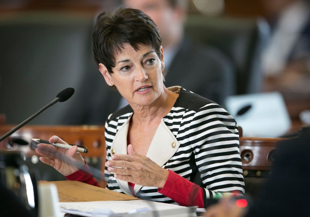 Sen. Donna Campbell, R-New Braunfels, authored  a bill that requires a public vote before cities can annex nearby areas.