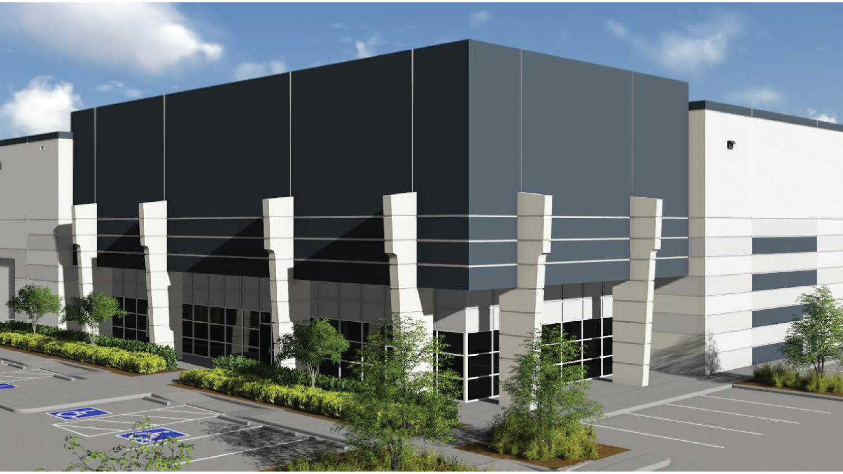 UPS is renting more than 1 million square feet in the new Arlington Commerce Center near I-20.