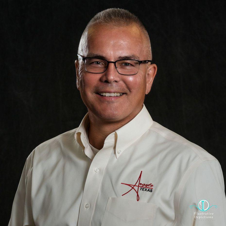 Argyle City Council member Ron Schmidt.