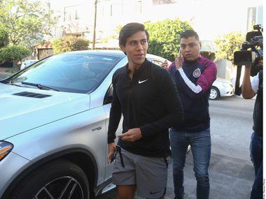 José Juan Macías es uno de los refuerzos importantes de Chivas para el próximo torneo de la Liga MX.