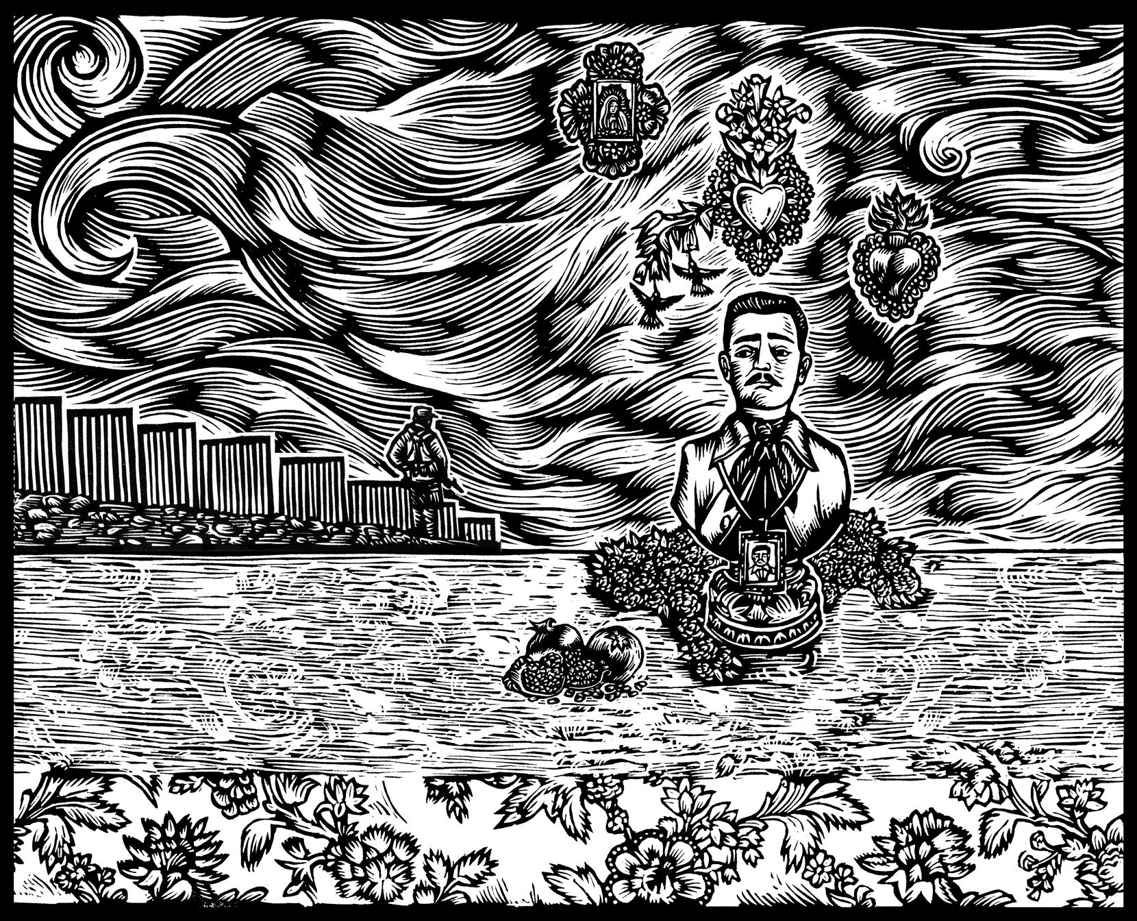 Illustration by Daniel Gonzalez.