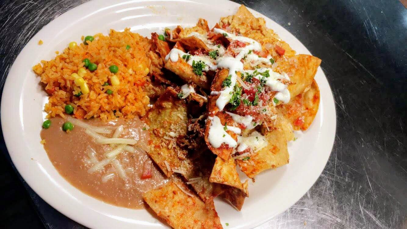 Wicho's House serves Tex-Mex, plus spins on other fare, including stir-frys and pastas.