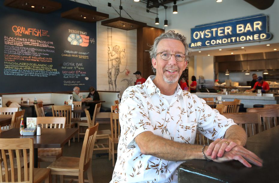 Bill Bayne, co-owner of the Fish City company, ran into trouble trying to staff the CityLine Fish City Grill at 1415 E. Renner Road in Richardson.
