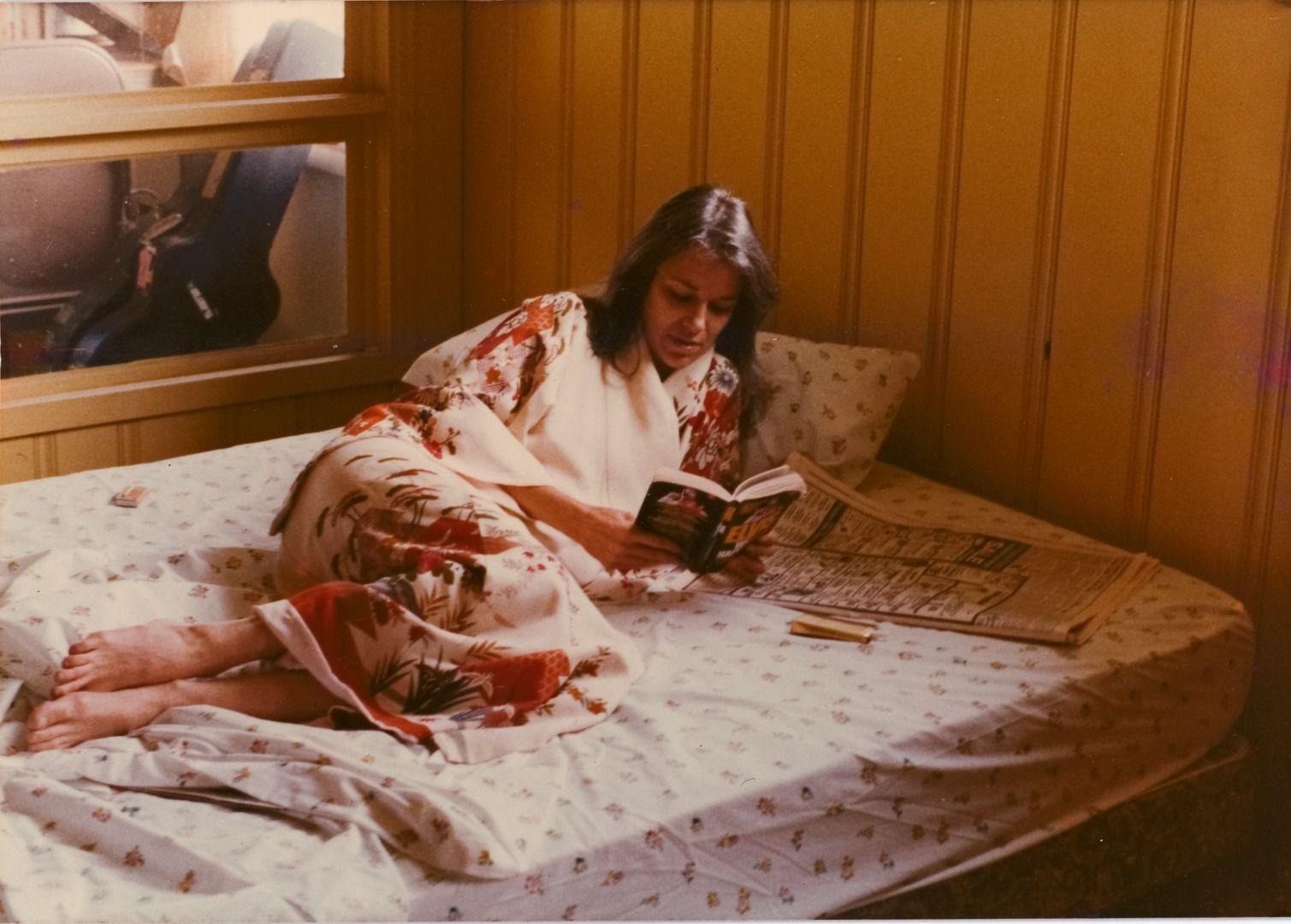 Susanna Clark, as seen in the movie.