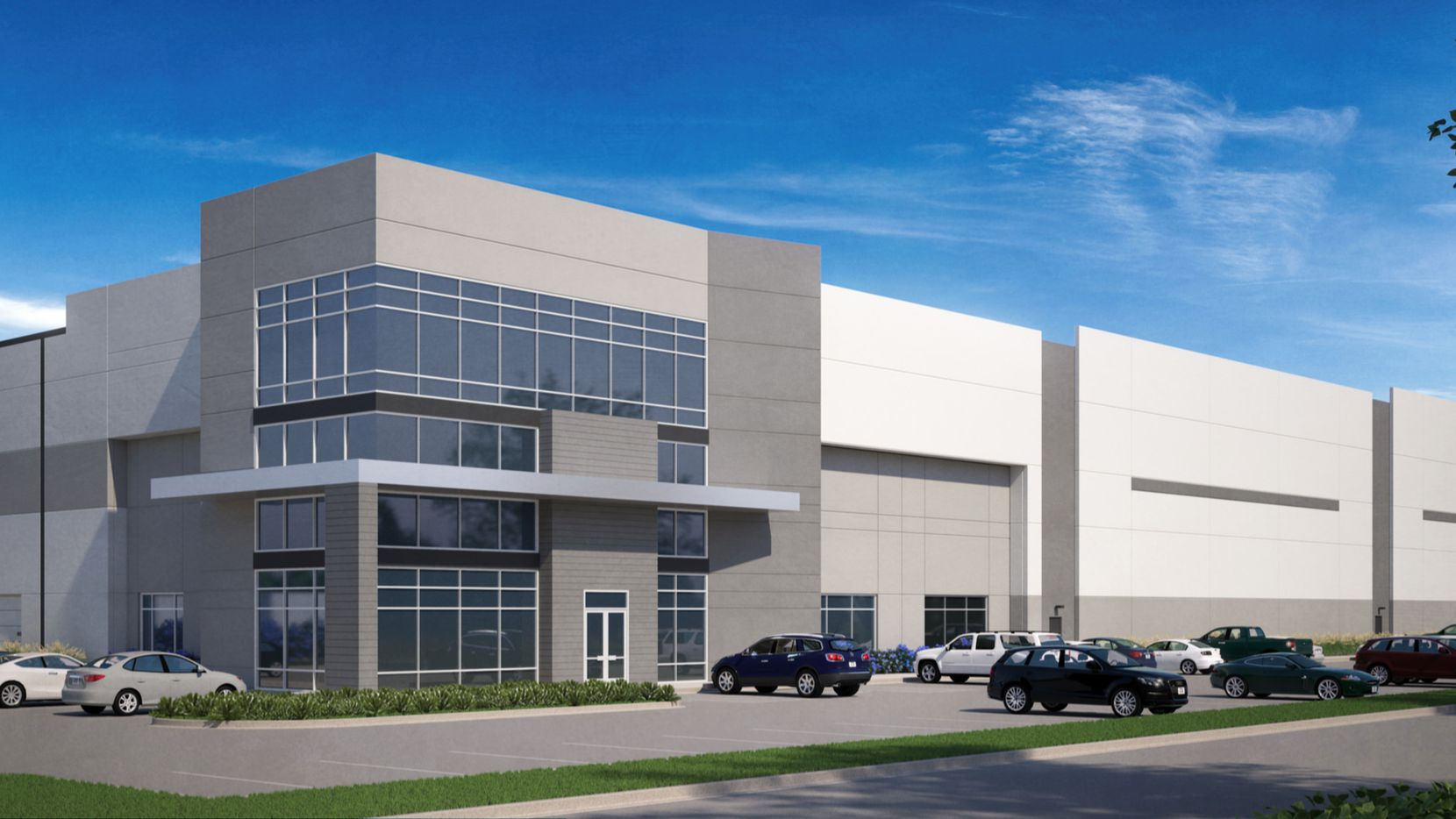 Hunt Southwest's Gateway East building in Forney will be more than 700,000 square feet.