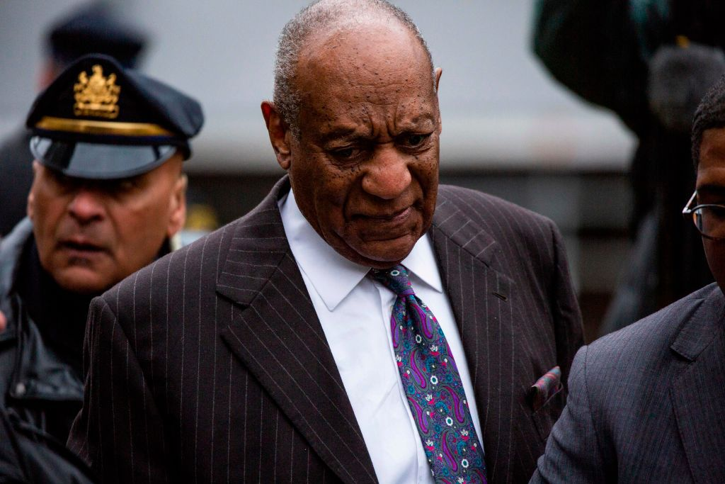 Bill Cosby fue encontrado culpable de abusar sexualmente a una mujer. Foto Getty Images