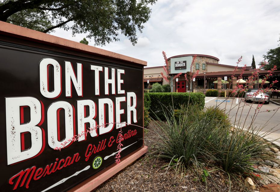 On The Border has more than two-dozen restaurants in North Texas. The company headquarters is in Irving.