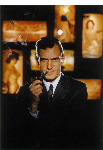 Hugh Hefner, fundador de Playboy, falleció el miércoles. Foto cortesía de Playboy Enterprises