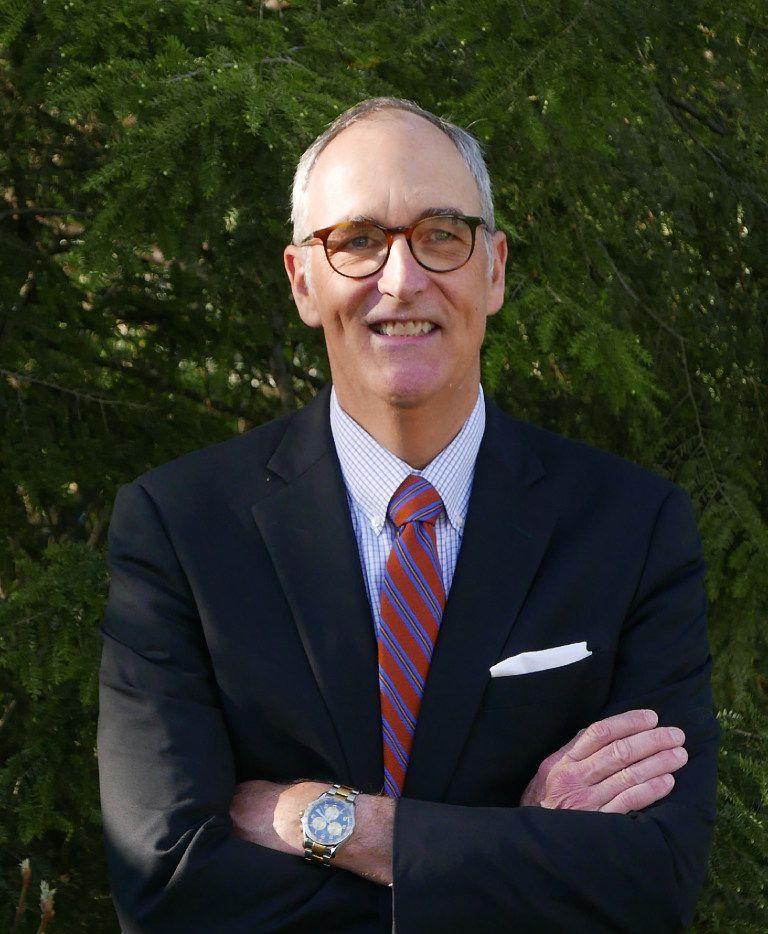 Matthew Myers was recently named dean of SMU's Cox School of Business. (Bonomo Studios)