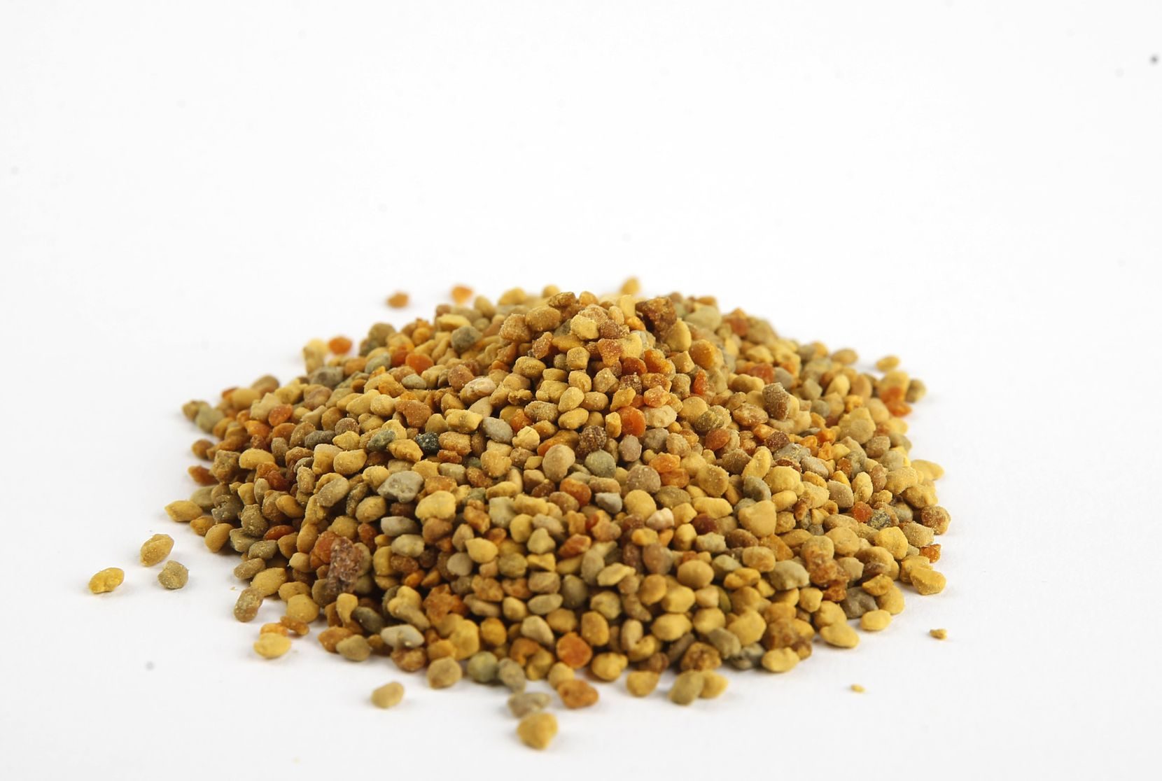 Granulated bee pollen
