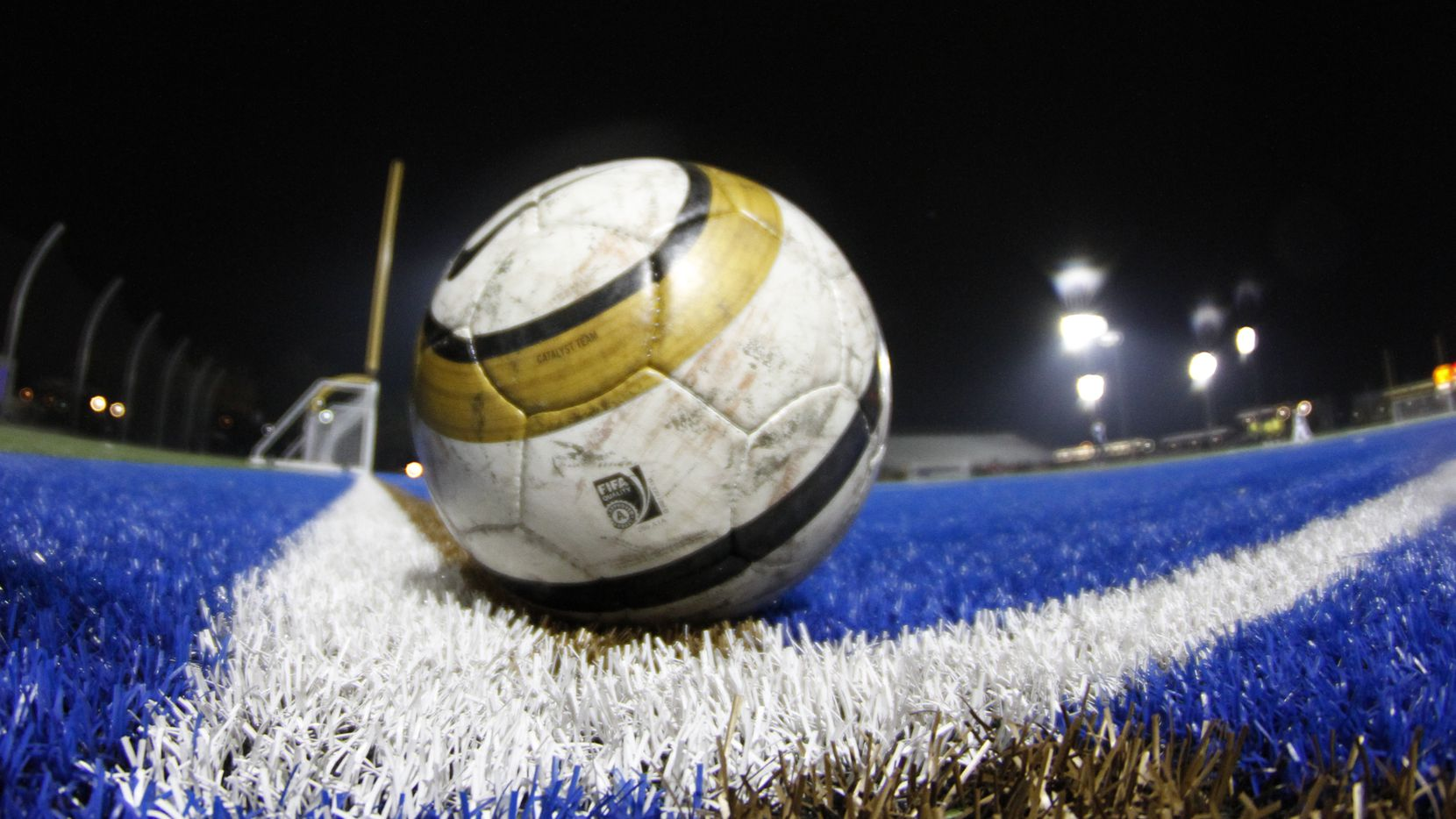 General soccer photo.