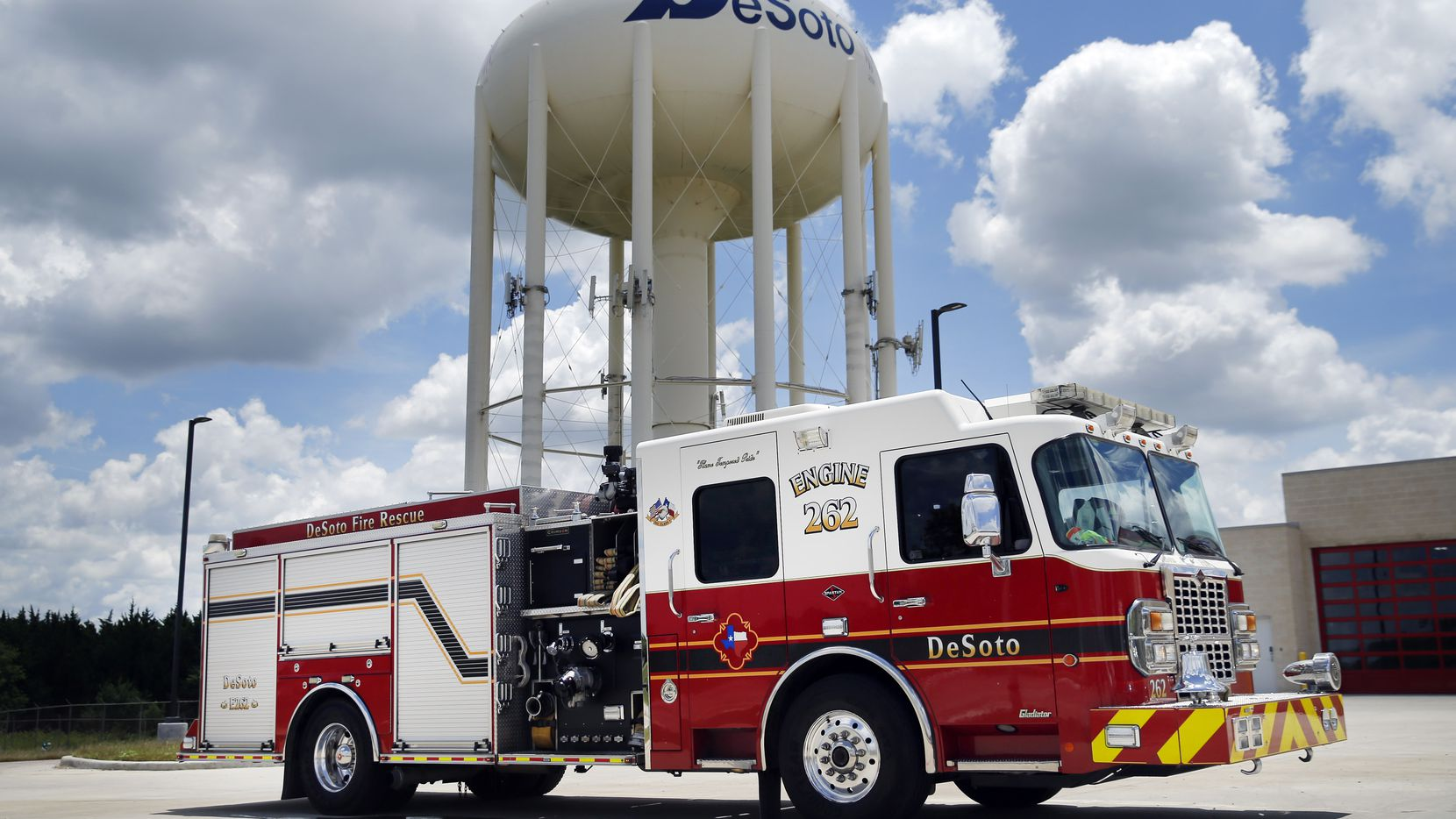 DeSoto announced that its employees are subject to daily testing to ensure the workforce remains intact, unaffected by the coronavirus and to provide services to the community. First responders, such as the fire department, are tested daily, while other city employees are tested twice a week.
