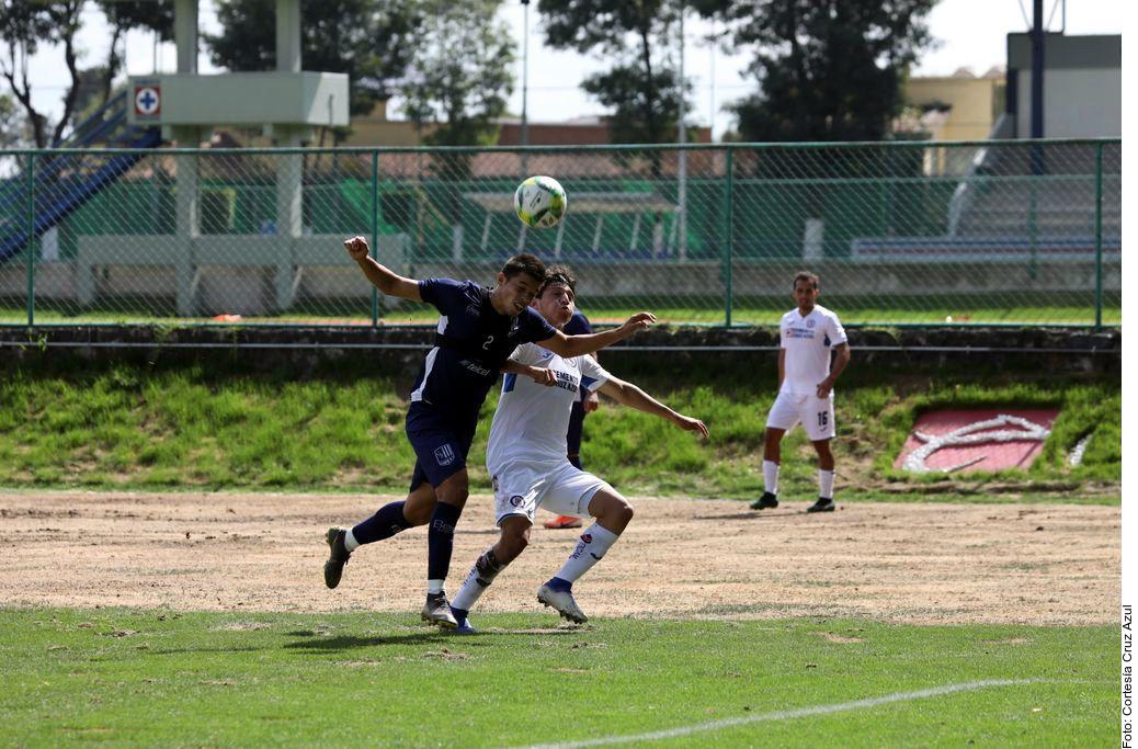Recibe Cruz Azul goleada del Zacatepec antes de viajar a Dallas. Foto Agencia Reforma